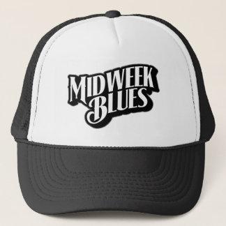Midweek Blues Trucker Hat