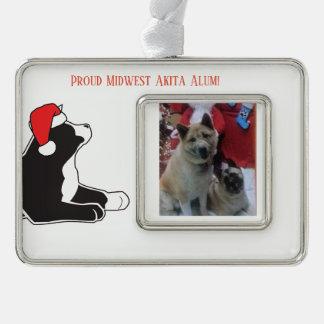Midwest Akita Alumni Ornament