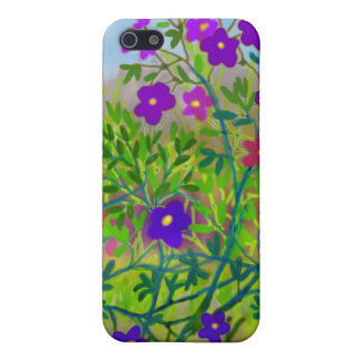 Midwestern Country Wildflowers Speck Case iPhone 5 Cover