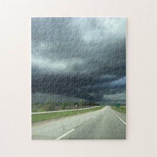 Midwestern Storm Jigsaw Puzzle