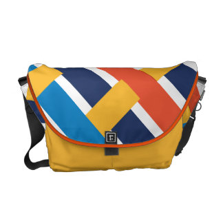 Midwestern Storm Weave Messenger Bags