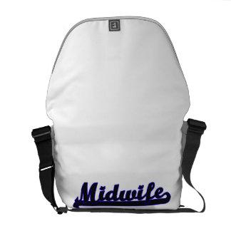 Midwife Classic Job Design Courier Bag
