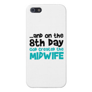 Midwife Creation Case For iPhone 5/5S