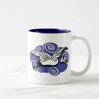 Midwife Two-Tone Mug