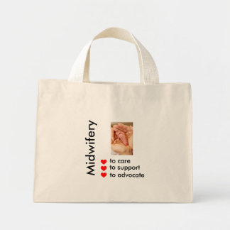 Midwifery Canvas Bags
