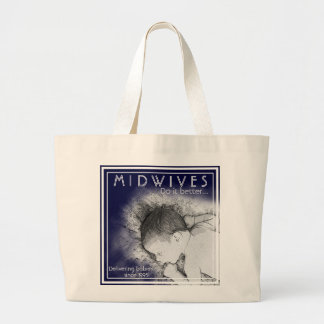 Midwives Do It Better Fun Midwife Tote Bag