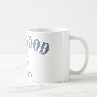 Midwood Basic White Mug