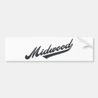 Midwood Bumper Sticker