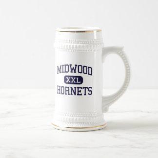 Midwood - Hornets - High - Brooklyn New York Beer Steins
