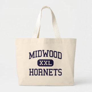 Midwood - Hornets - High - Brooklyn New York Jumbo Tote Bag