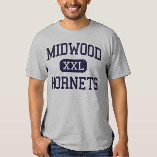 Midwood - Hornets - High - Brooklyn New York T-shirts