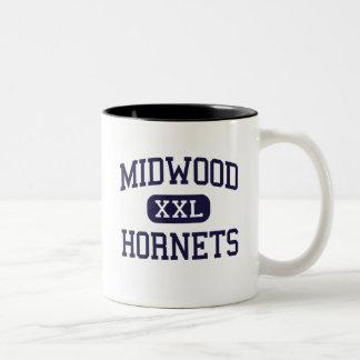 Midwood - Hornets - High - Brooklyn New York Two-Tone Mug