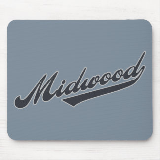 Midwood Mouse Pad