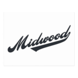 Midwood Postcard