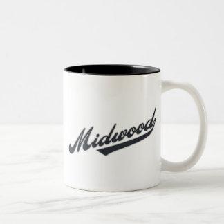 Midwood Two-Tone Mug