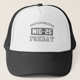 MIG-25 Foxbat Trucker Hat