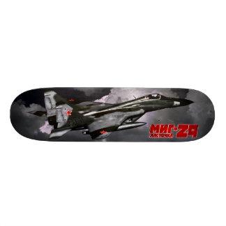MiG-29 Custom Skate Board