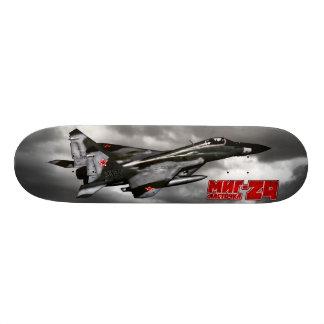 MiG-29 Skateboards
