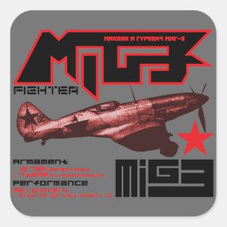 MiG-3 Stickers