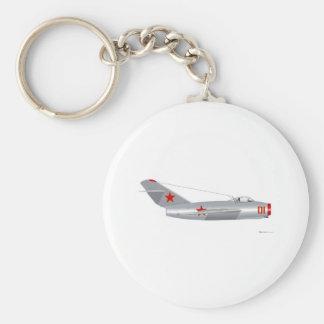 MIG Mig-15 Key Ring