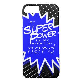 Might of nerd! iPhone 7 case