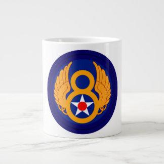 Mighty 8th large coffee mug