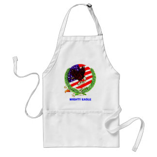 MIGHTY EAGLE, MIGHTY EAGLE STANDARD APRON
