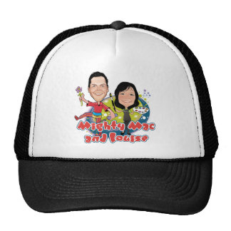 Mighty Mac and Louise Hats