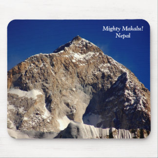 Mighty Makalu Mouse Mat