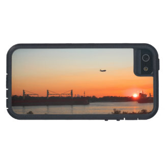 Mighty Mississippi River at Sunset iPhone 5 Cover