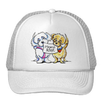 Mighty Mutts Please Adopt Trucker Hats
