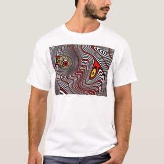 Migraine Aura Optical Illusion T-Shirt