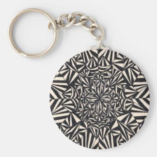 Migraine Design Key Ring