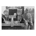 Migrant Fruit Picker's Truck, 1940