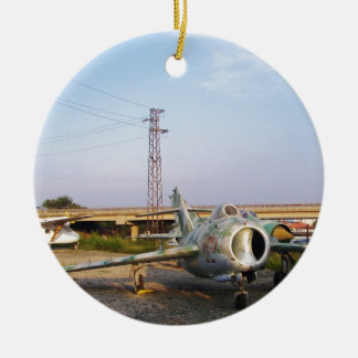MIGs Down Christmas Ornament