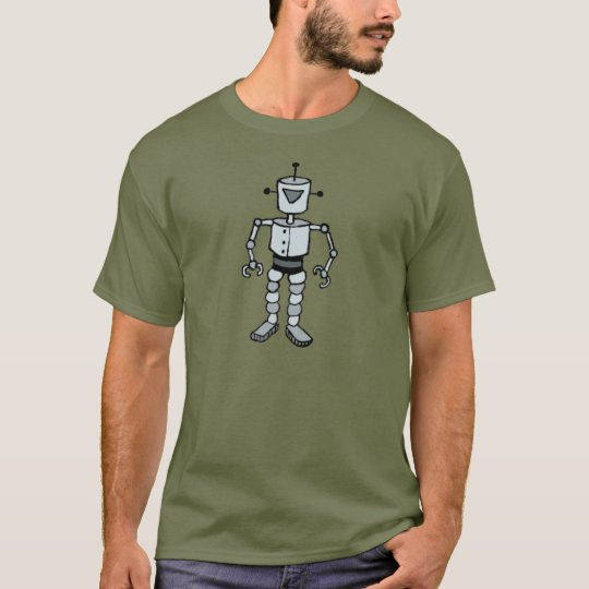 "Mihmiverse ""Danny Johnson Saves The World"" Robot"