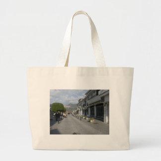 Mijas Spain Tote Bags