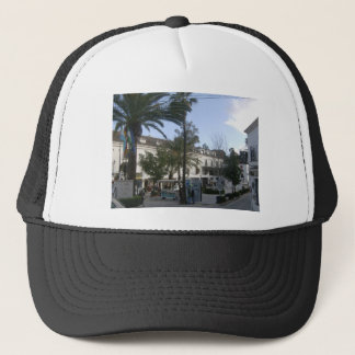Mijas, Spain Trucker Hat