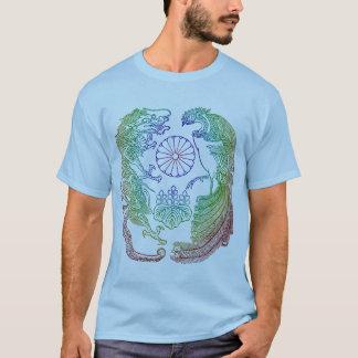 Mikado's Coat of Arms - Rainbow T-Shirt