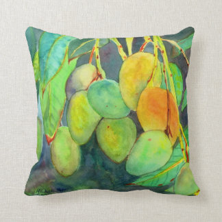 Mikala's Fresh Mangos Cushion