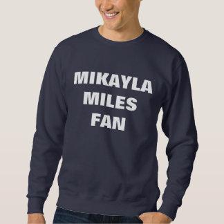 MIKAYLA MILES FAN SWEATSHIRT