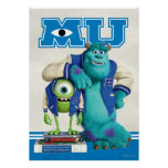 Mike and Sulley MU Posters