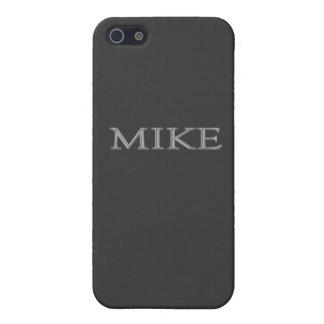 Mike Custom Name iPhone 5 Case