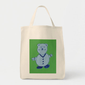 Mike Grocery Tote