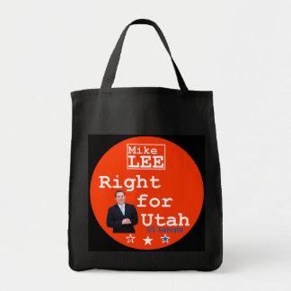 Mike LEE Utah Senate 2010 Bag