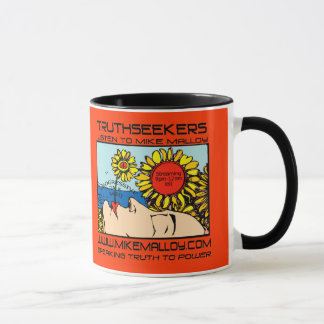 MIKE MALLOY TRUTHSEEKER MUG