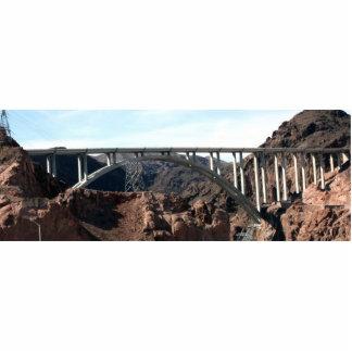 Mike O'Callaghan-Pat Tillman Memorial Bridge Photo Cutout