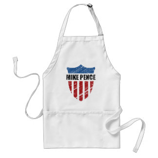 Mike Pence Shield Aprons