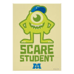 Mike Scare Student Posters