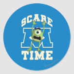 Mike Scare Time Stickers